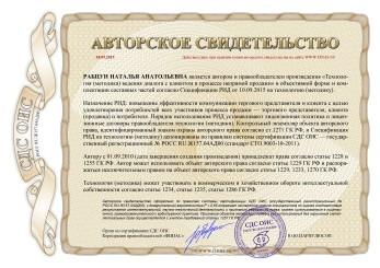 Рабцун Наталья Анатольевна